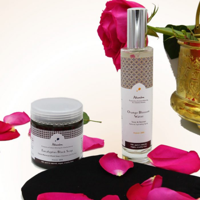 Orange Blossom Water bundle